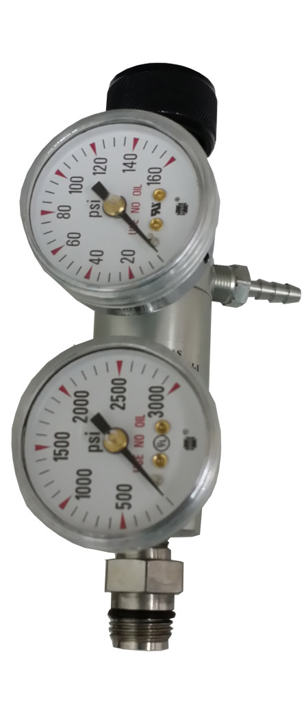 two stage regulator